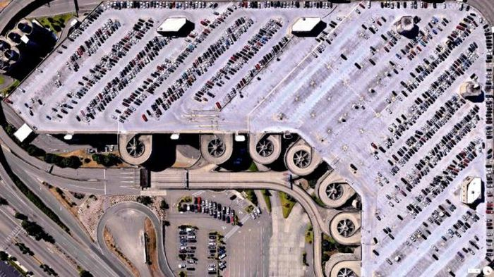 Mindblowing Satellite Images (99 pics)