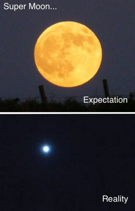 Expectations Just Never Measure Up To Reality (43 pics)