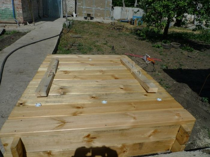 How To Build Your Own Sandbox (21 pics)