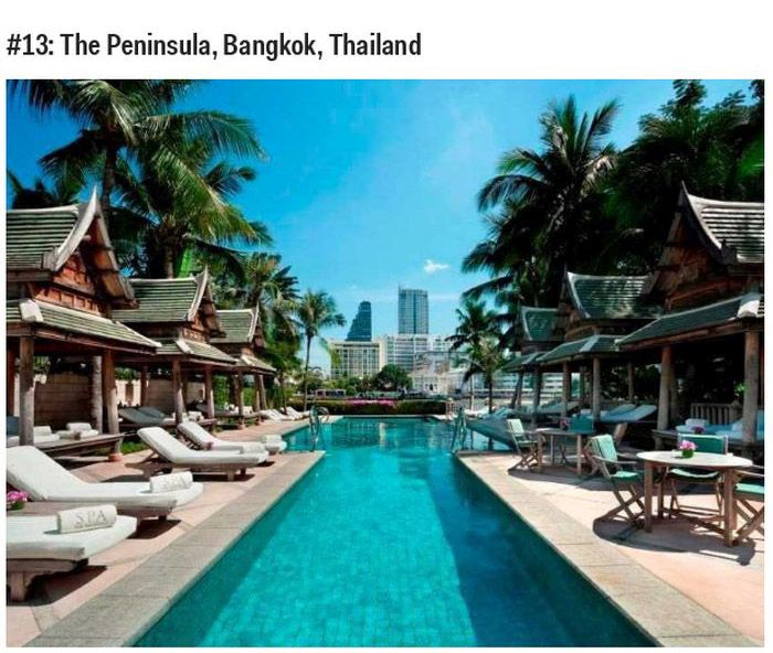 Top 25 Best Hotels On The Planet (25 pics)