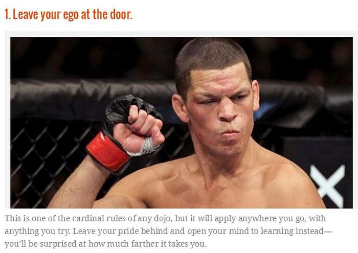 Things You Will Only Learn From Martial Arts (17 pics)