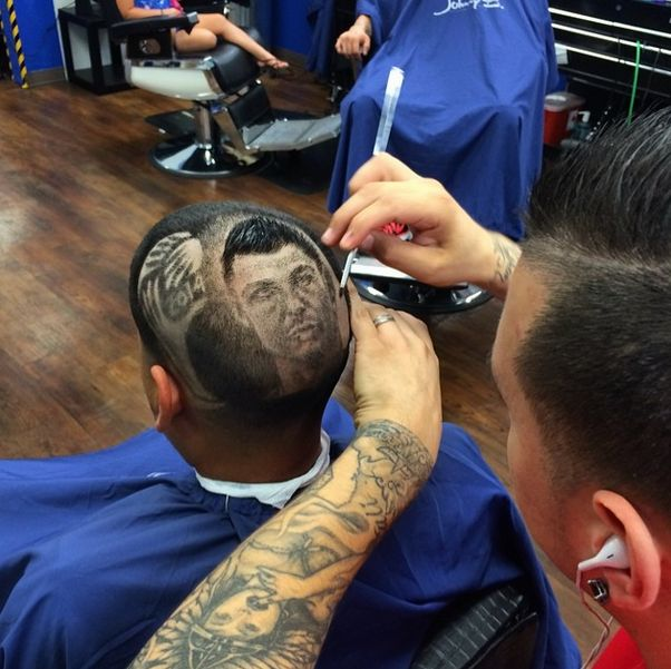 This Guy Gives The Most Amazing Haircuts (31 pics)