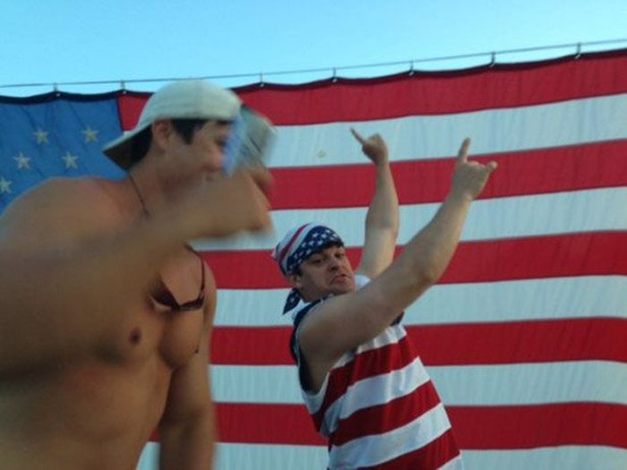 Nothing Says Freedom Like Red White And Blue (42 pics)