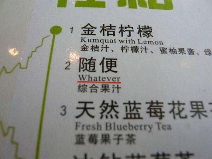 When Words Get Lost In Translation It's Just Great (31 pics)