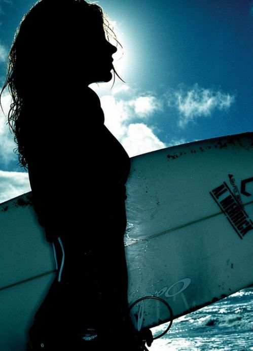Beautiful Babes With Boards And Waves (50 pics)
