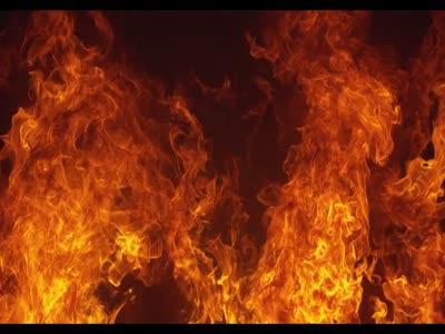 What Fire Looks Like In 1K fps