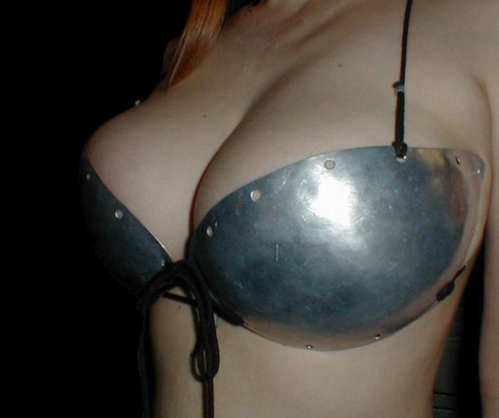Brooks Coleman Makes Amazing Bras (27 pics)