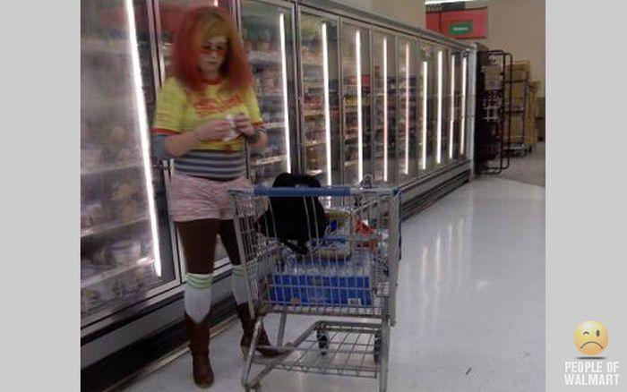 People of Walmart. Part 26 (50 pics)