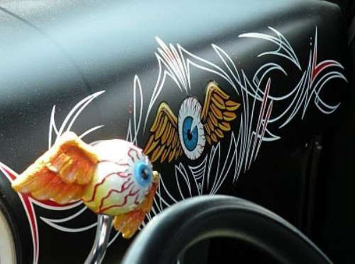 The Coolest Custom Shift Knobs On The Planet (44 pics)