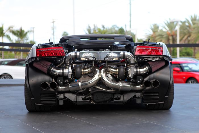 Every Reason Why Your Car Needs Twin Turbo (26 pics)