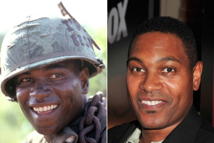 Cast Of Forrest Gump Back In The Day And Today (6 pics)
