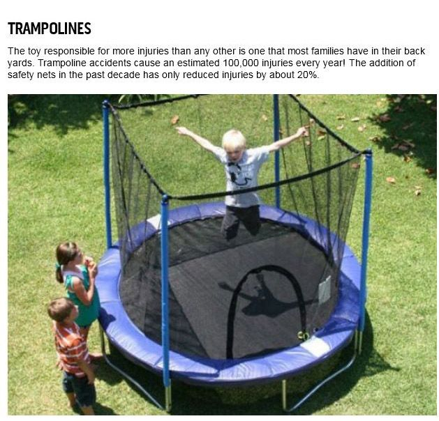 Dangerous Toys Your Kids Shouldn't Play With (13 pics)
