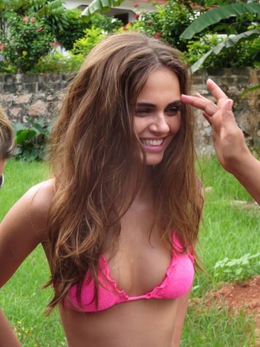 Behind The Scenes Of SI South Africa Swimsuit Issue (30 pics)