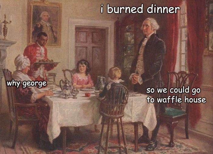 George Washington Is Now Internet Famous (47 pics)