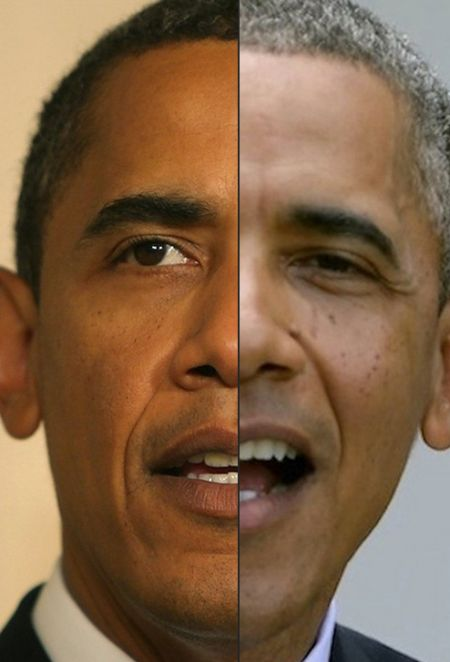 The Transformation Of American Presidents (24 pics)