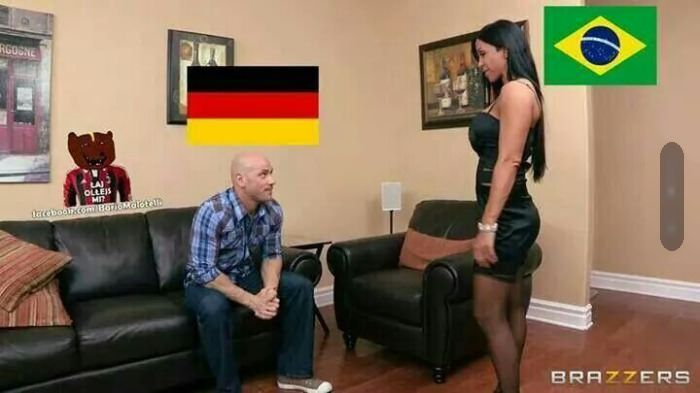 The Best Brazil Vs Germany Memes From The World Cup (29 pics)