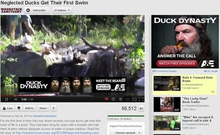 Perfectly Timed YouTube Ads (17 pics)