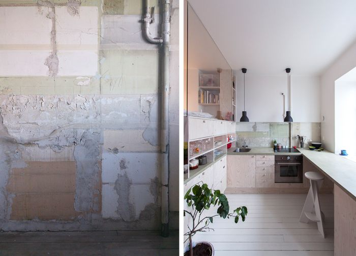 Amazing Transformation Of An Abandoned Storage Unit (26 pics)