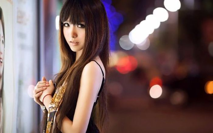 These Asian Girls Will Make You Giddy (44 pics)