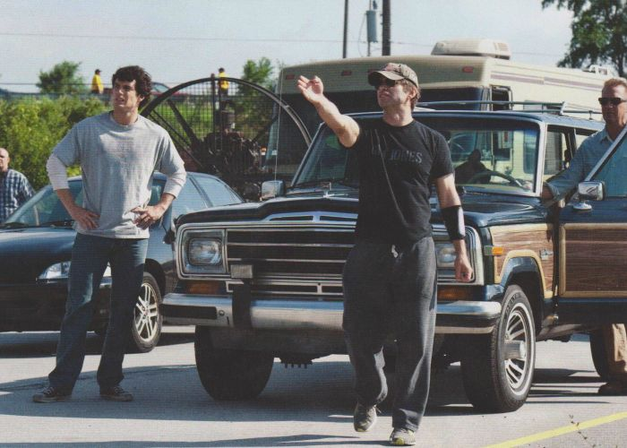 Behind The Scenes Of Big Time Movies (100 pics)