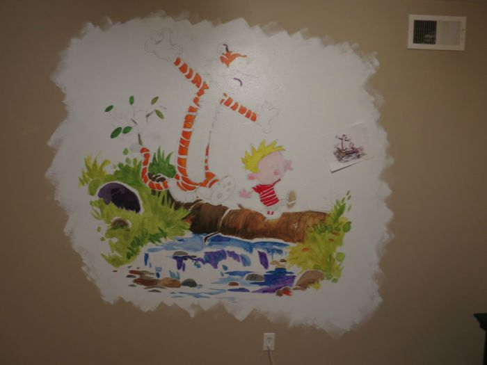 This Is Why You Need Calvin and Hobbes On Your Wall (10 pics)