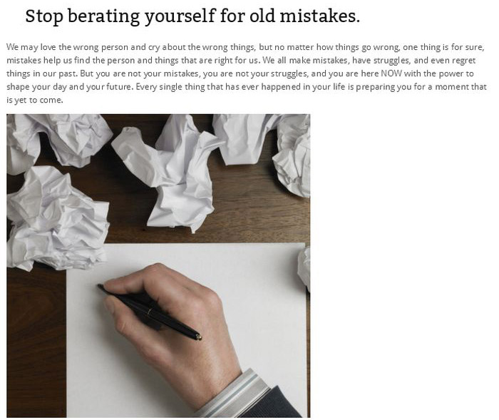 30 Things You Need To Stop Doing Right Now (30 pics)