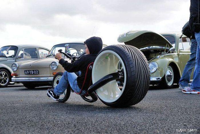 Funny Car-Themed Photos. Part 10 (57 pics)