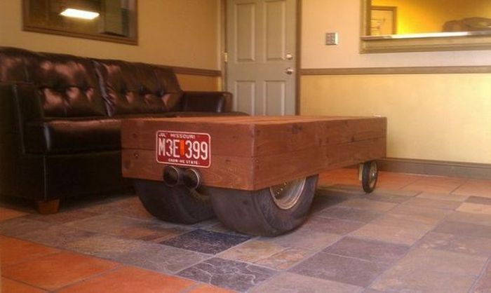 Funny Car-Themed Photos. Part 10 (57 pics)