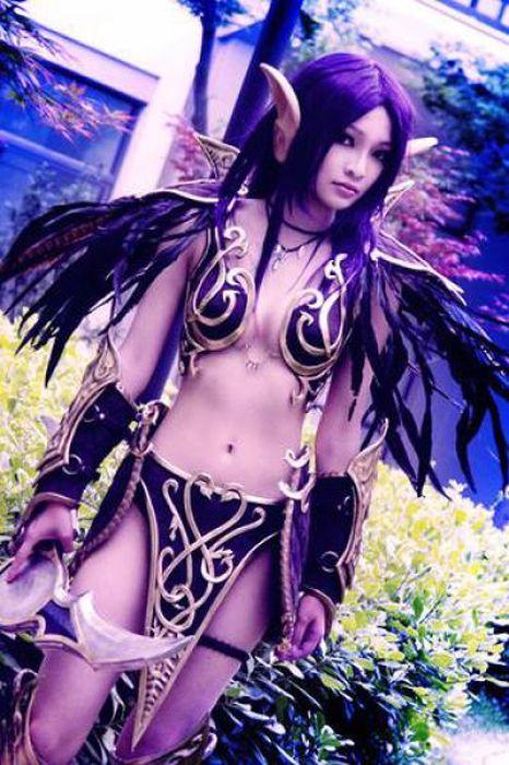 Gamer Girls Plus Cosplay Equals Hotness (50 pics)