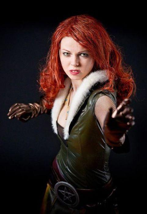 Gamer Girls Plus Cosplay Equals Hotness 50 Pics-8725