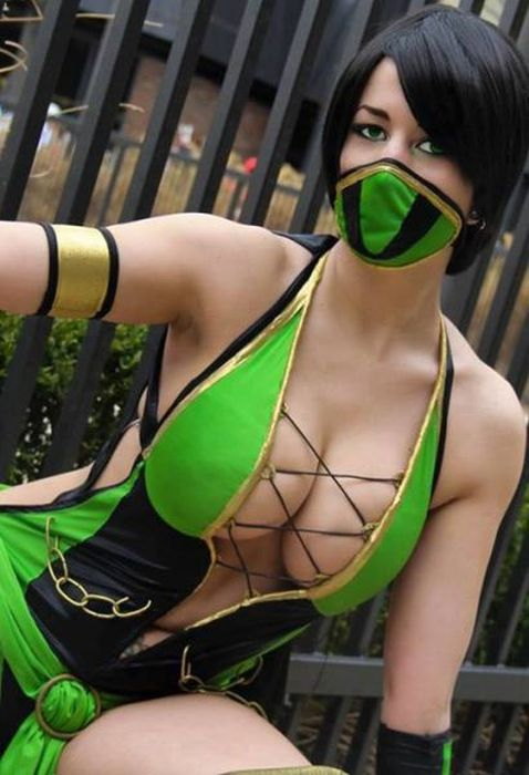 Gamer Girls Plus Cosplay Equals Hotness (50 pics)
