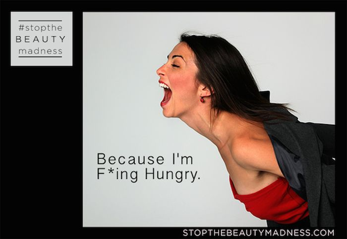 This Campaign Is Turning The Tables On Beauty (25 pics)