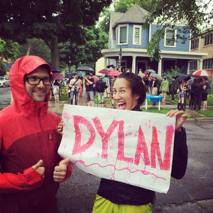Look Out Bob Dylan, This Dylan Is Taking Over (9 pics)