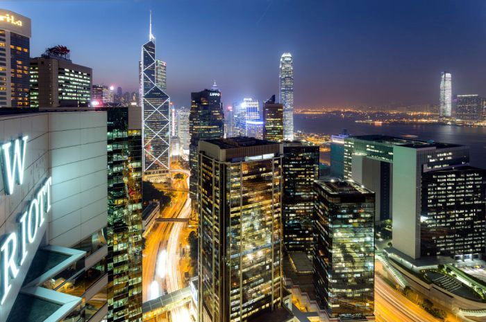 Amazing Views From The Roofs Of Hong Kong (48 pics)