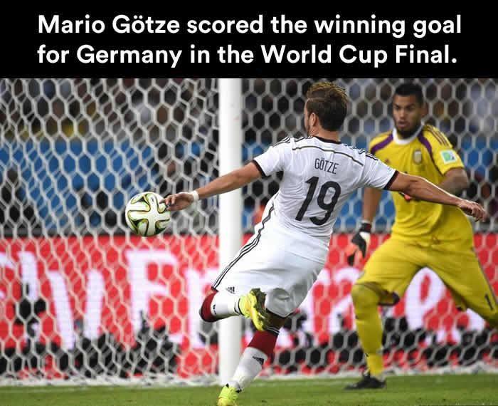 The Mystery Of The Mario Götze Jersey (16 pics)