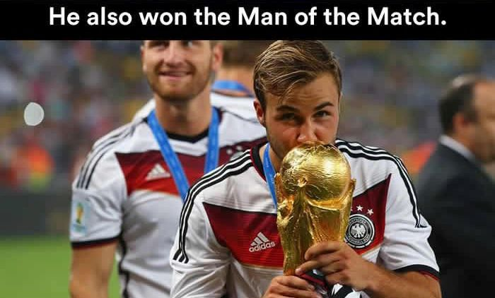 The Mystery Of The Mario Götze Jersey (16 pics)