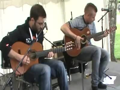 Acoustic Tribute To Daft Punk