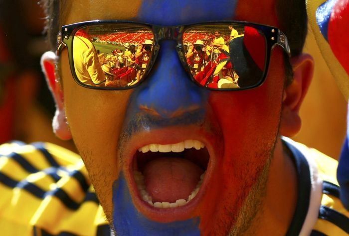 All The Best Photos From The World Cup (54 pics)