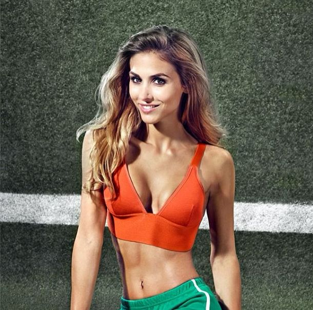 Mario Götze Scores More Than A Winning Goal (33 pics)