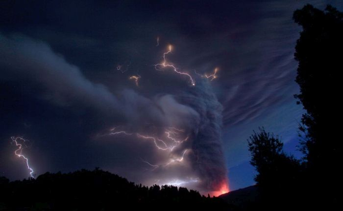 When Nature Decides To Put On A Show (30 pics)