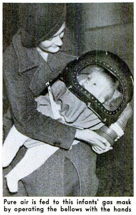 Creepy Inventions For Babies From The 1900s (11 pics)