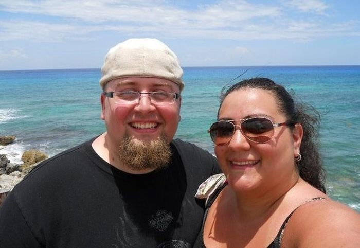 Colorado Couple Gets Skinny Together (8 pics)