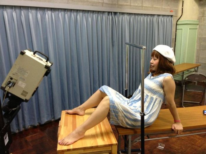 Only The Japanese Would Use A Vagina As A Kayak (11 pics)