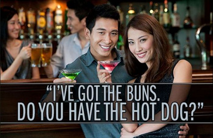 Pick Up Lines Guys Wish Every Girl Would Use (15 pics)