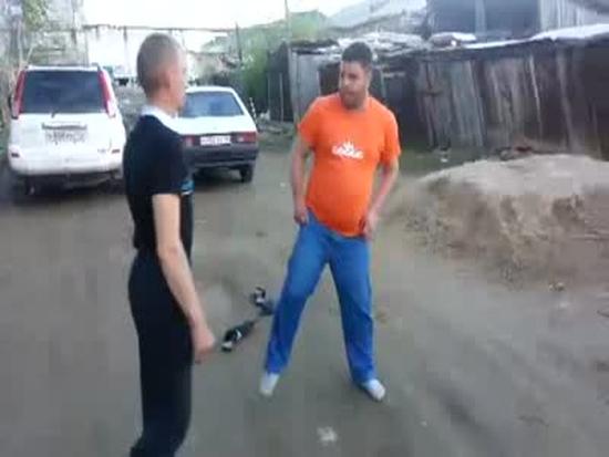 Russian Kung Fu Master