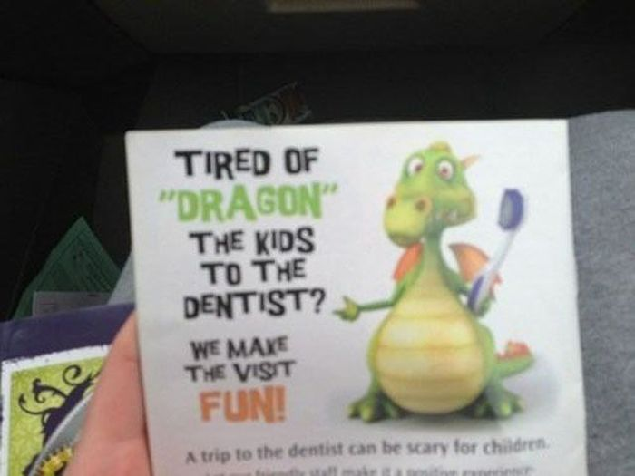 Puns That Are So Bad They're Good (49 pics)
