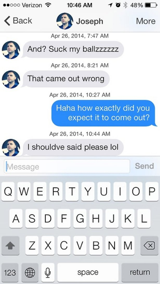 When Tinder Users Get Straight To The Point (32 pics)