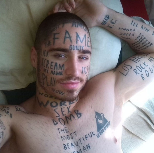 This Guys Is Trying Too Hard To Be Famous (17 pics)