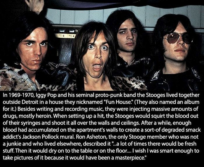 Stories About Rockstars Partying Way Too Hard (11 pics)