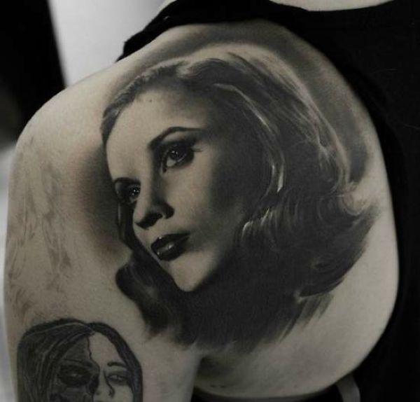 Tattoo Art For Tattoo Lovers (61 pics)